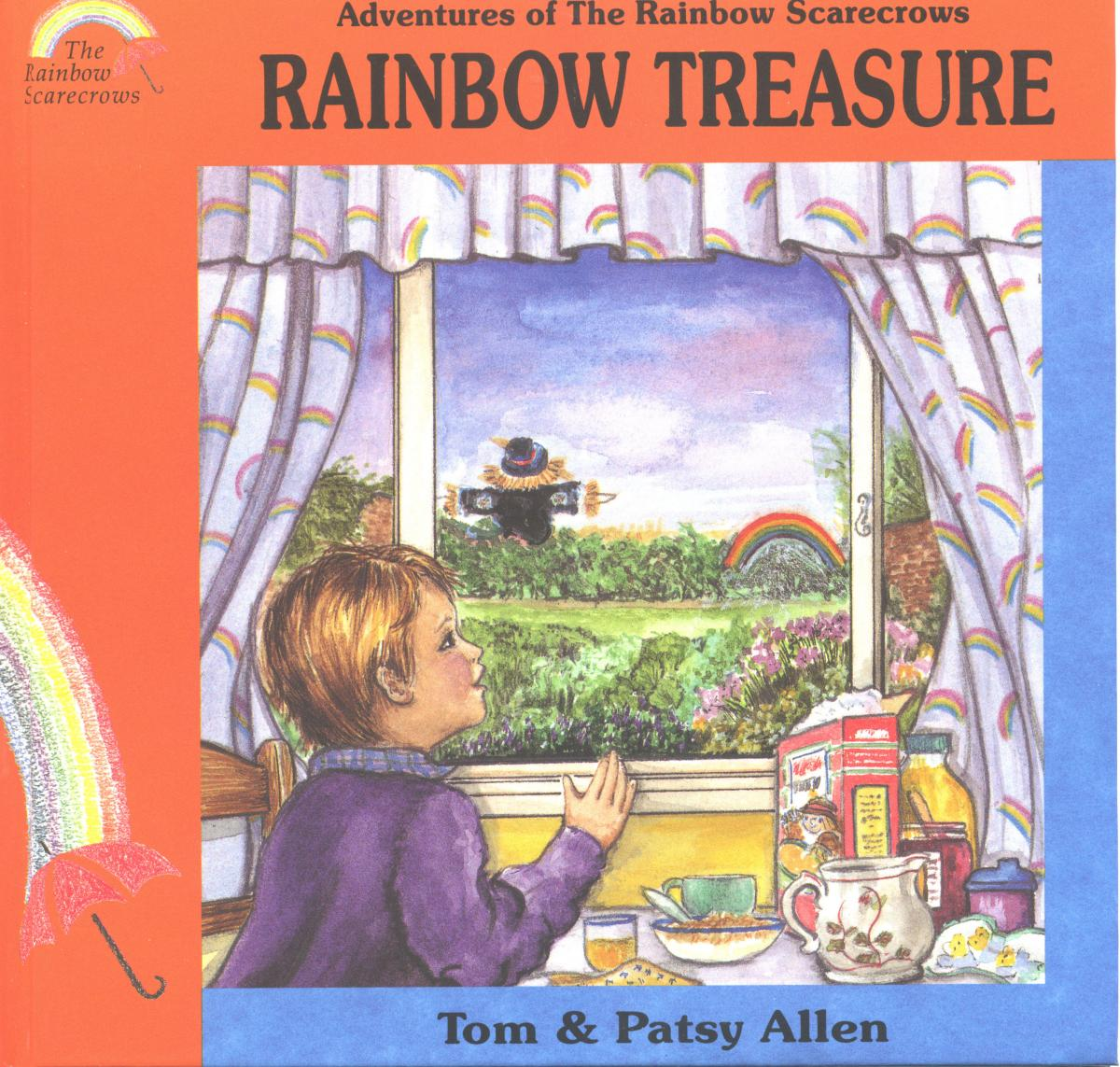 Rainbow Treasure Book