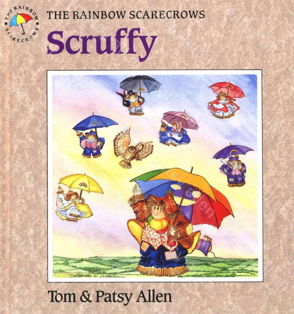 Scruffy Book