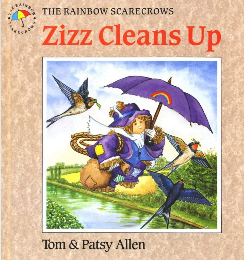 Zizz Cleans Up Book